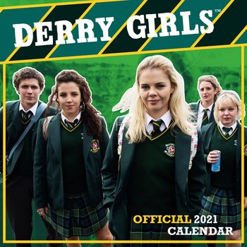 Kalender 2021 Derry Girls
