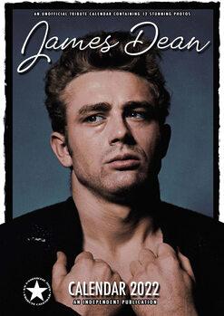 Kalender 2022 - James Dean