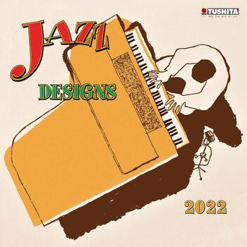 Kalender 2022 Jazz Designs