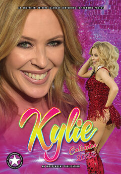 Kalender 2022 Kylie Minogue