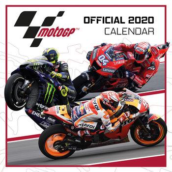 Kalender 2021- Moto GP