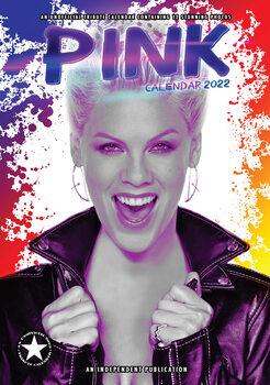 Kalender 2022 - Pink