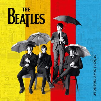 Kalender 2022 The Beatles