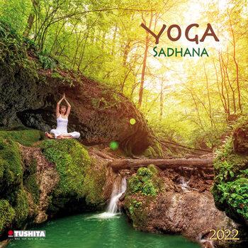 Kalender 2022 Yoga Surya Namaskara