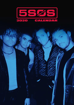 Kalender 2020  5 Seconds Of Summer