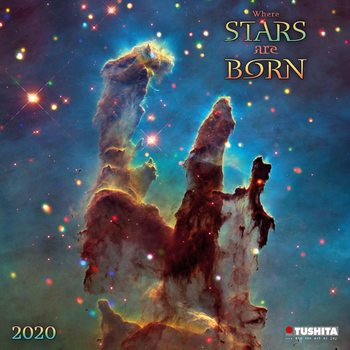 Kalender 2020  A Million Stars are Born