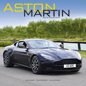 Kalender 2021 Aston Martin