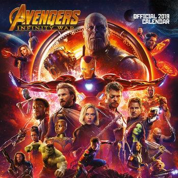 Kalender 2019 Avengers Infinity War