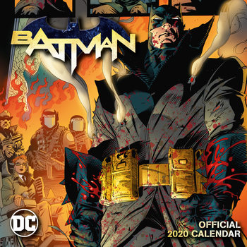 Kalender 2020  Batman Comics