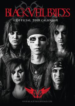Kalender 2018 Black Veil Brides