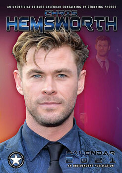 Kalender 2021 Chris Hemsworth