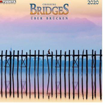 Kalender 2020-  Crossing Bridges