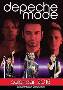 Kalender 2017 Depeche Mode