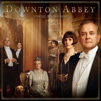 Kalender 2021 Downton Abbey