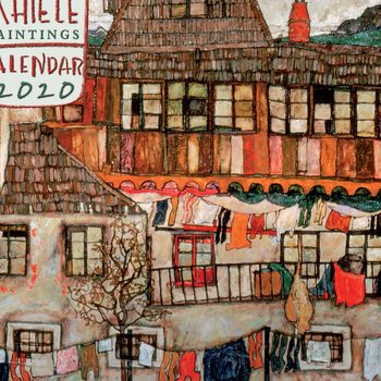 Kalender 2020  Egon Schiele - Paintings