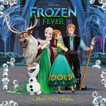 Frozen Kalender 2021