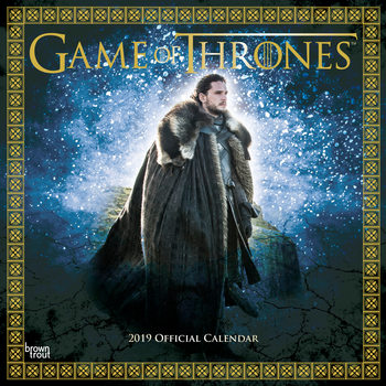Kalender 2019 -  Game of Thrones