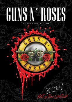 Guns N' Roses Kalender 2018
