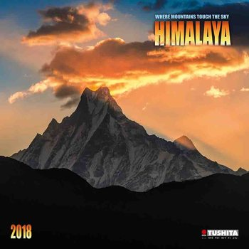 Kalender 2018 Himalaya