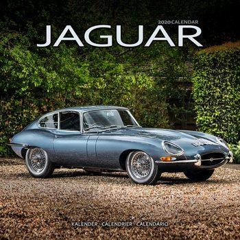Jaguar Kalender 2021