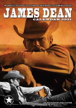 Kalender 2021 James Dean
