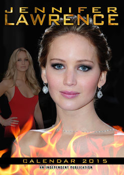 Kalender 2017 Jennifer Lawrence