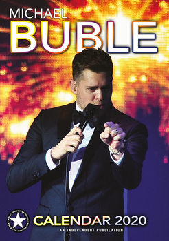 Kalender 2020  Michael Buble