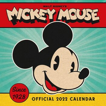 Kalender 2022 Mickey & Friends
