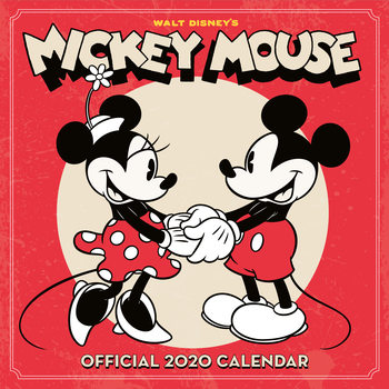 Kalender 2020  Mickey Mouse Classic