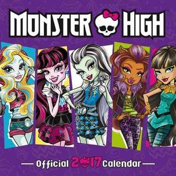 Kalender 2017 Monster High