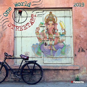One World Street Art Kalender 2019