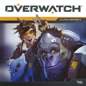 Kalender 2019 Overwatch
