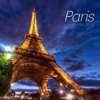 Parijs Kalender 2017