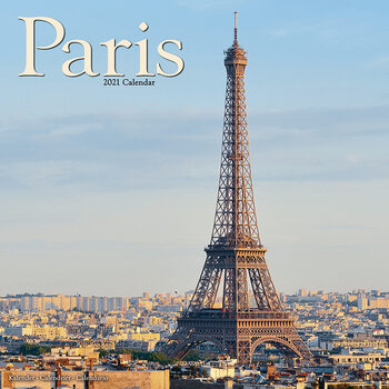 Kalender 2021 Paris