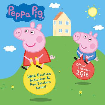 Peppa Pig Kalender 2021