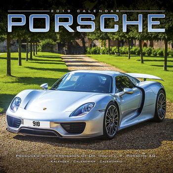 Kalender 2021 Porsche