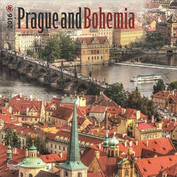 Kalender 2020 Prag, Tjeckien