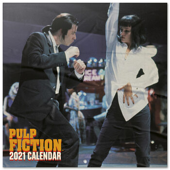 Pulp Fiction Kalender 2021