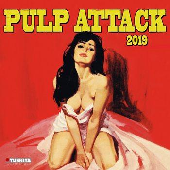 Kalender 2022 Pult Attack
