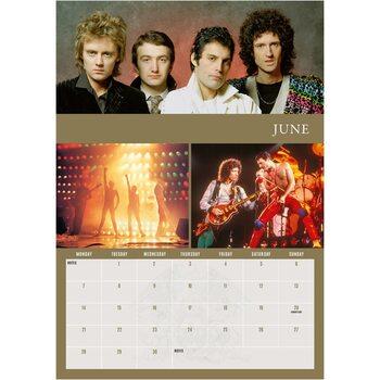 Queen Kalender 2021