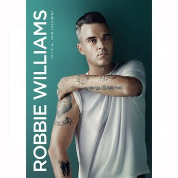 Kalender 2018 Robbie Williams