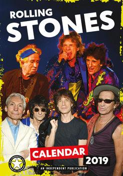 Rolling Stones Kalender 2019