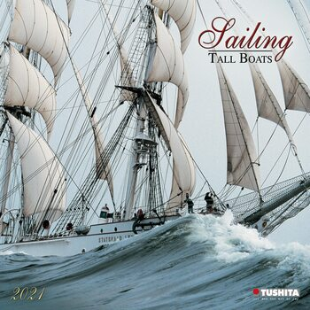 Kalender 2021 Sailing - Tall Boats