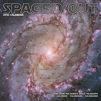 Kalender 2020 Spaced Out