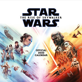 Kalender 2020  Star Wars: Episode 9