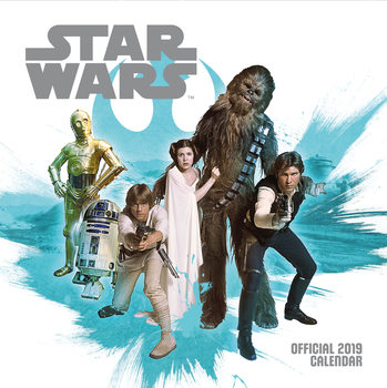 Kalender 2019 Star Wars