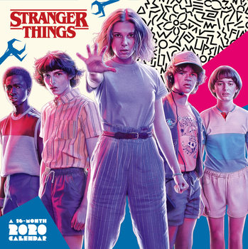Kalender 2020  Stranger Things