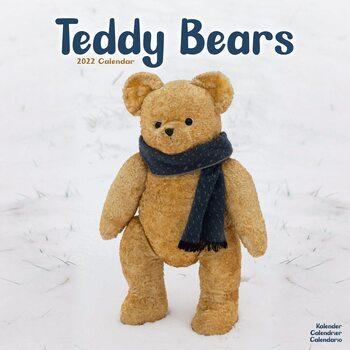 Kalender 2022 Teddy Bears