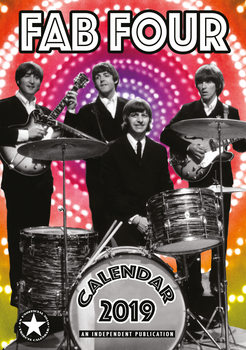 Kalender 2019 -  The Beatles