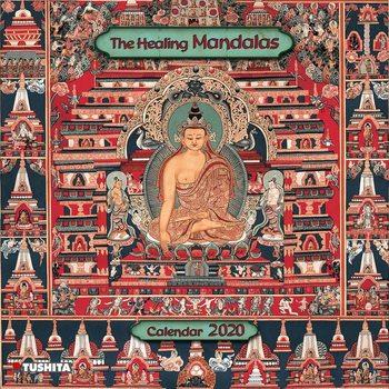 The Healing Mandalas Kalender 2021